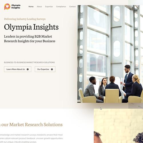 olympia insights