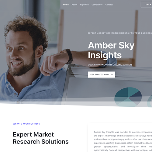 Amber Sky Insights